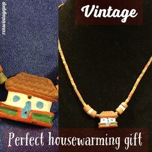 Jewelry - Little House Necklace